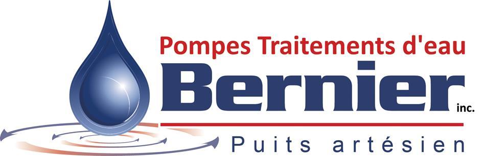 Pompes Traitements d'eau Bernier